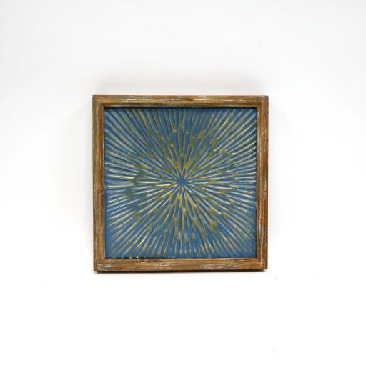 Supernova Wall Art (Blue)