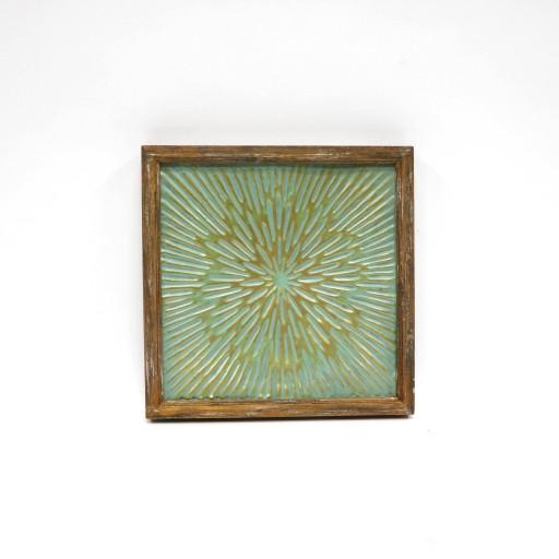 Supernova Wall Art (Green)
