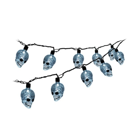 Halloween Mercury Skull Light