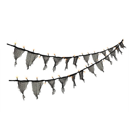Hallowee Gauze String Light