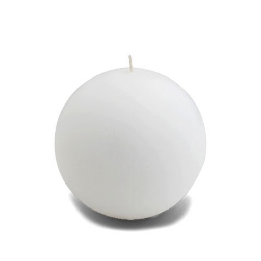 4 Inch Citronella Ball Candles (12pcs/Case) Bulk