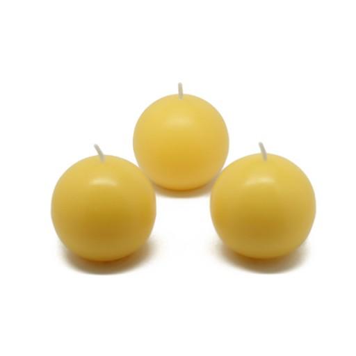 "2"" Ball Candles (12pc/Box)"