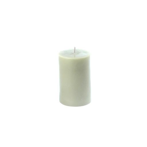 2 x 3 Inch White Pillar Candle