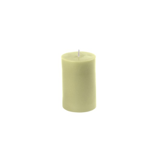 2 x 3 Inch Ivory Pillar Candle