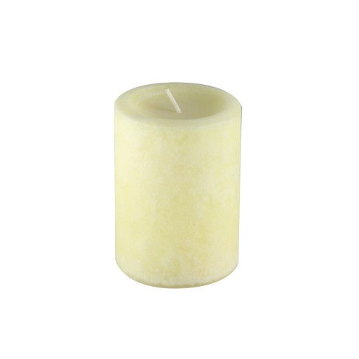 3 x 4 Inch Scented Pillar Candle