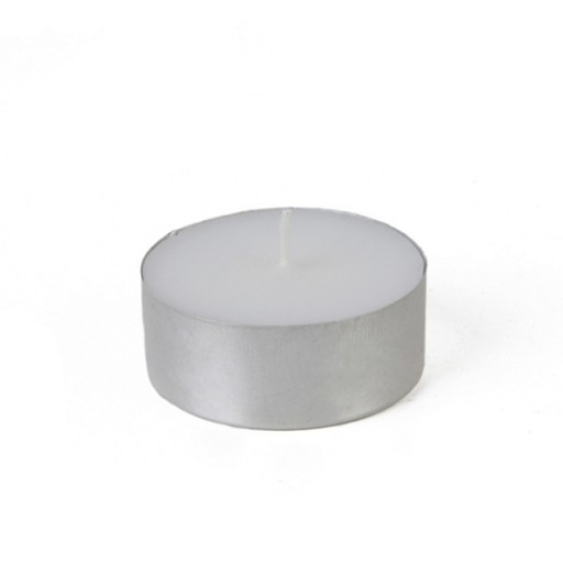 Mega Oversized White Tealights (12pc/Box)