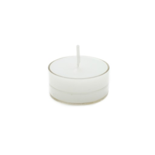 White Tealight Candles (50pcs/Pack)