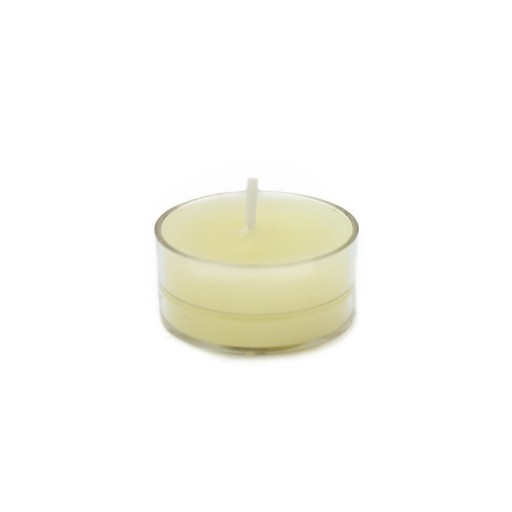 Ivory Tealight Candles (50pcs/Pack)