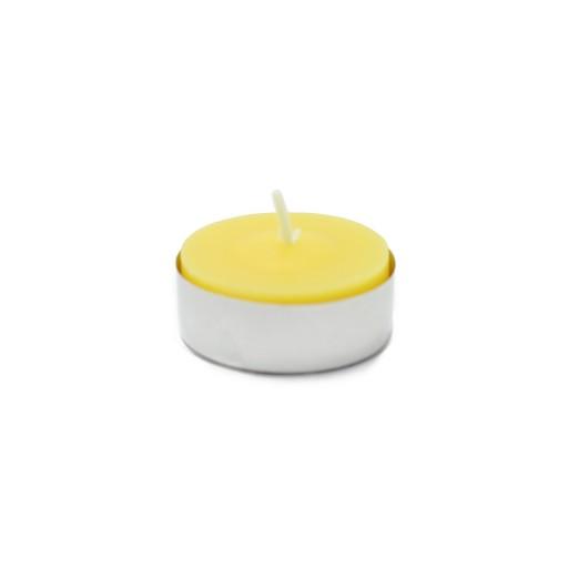 Yellow Citronella Tealight Candles (100pcs/Box)