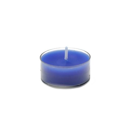 Blue Tealight Candles (50pcs/Pack)