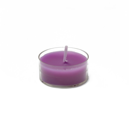 Purple Tealight Candles (50pcs/Pack)