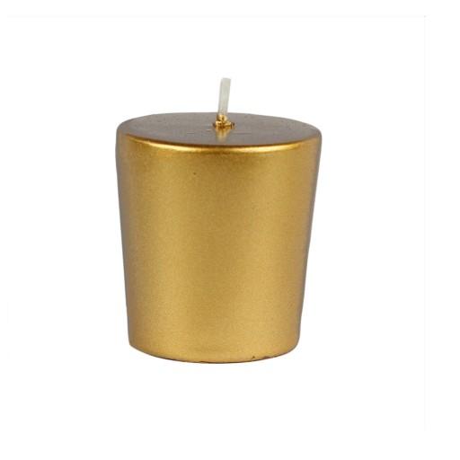 Metallic Votive Candles (12pc/Box)