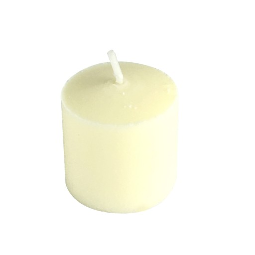 24pk Mini Pressed Votive Candles