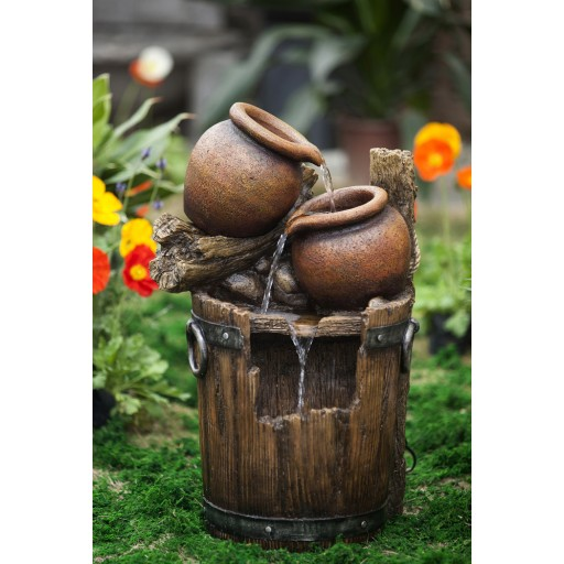 Pot & Urn Water Fountain