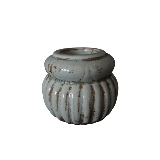 "EOS 3.5"" Terracota Candle Holder"