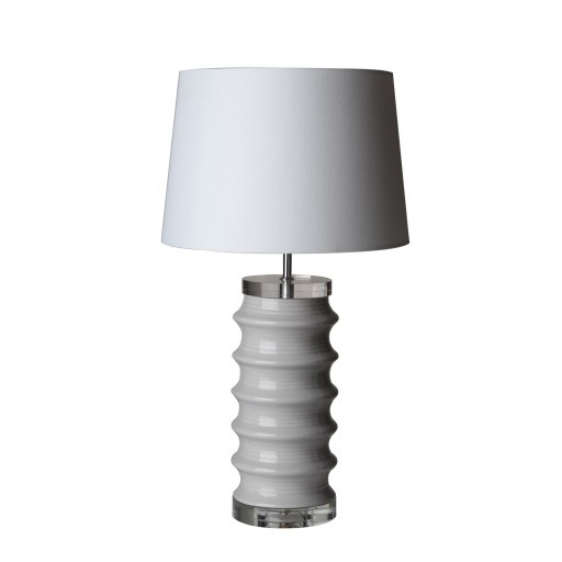 """22"""" Gill Table Lamp"""