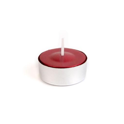 Metallic Tealight Candles (50pcs/Pack)