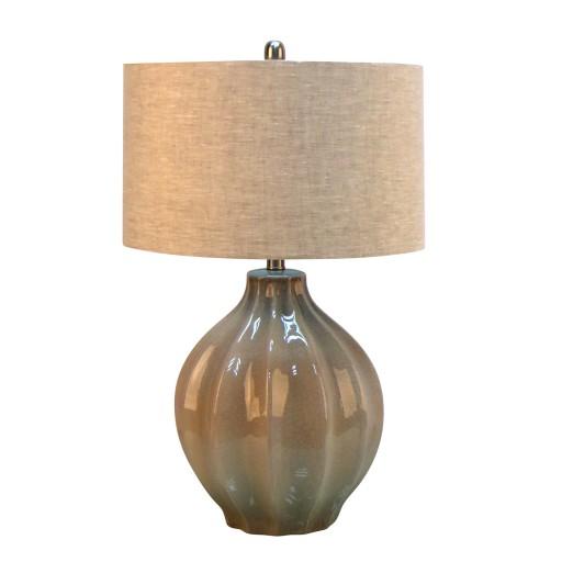 "28.25""H Ceramic Table Lamp"