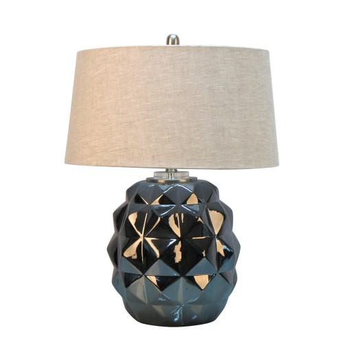 "28""H Ceramic Table Lamp"