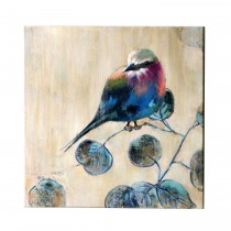 "20"" Small Bird Canvas Wall Art"