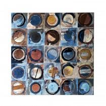 "40"" Abstract Canvas Wall Art"