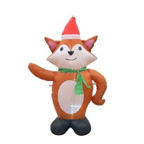4FT Inflatable Standing Fox