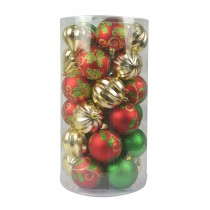 Combo 30Pc Christmas Ornament-Mix Color