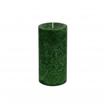 3 x 6 Inch Sld Holiday Fores Scented Pillar Candle