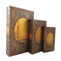 Venezia Book Box (Set of 3)