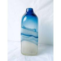 "Sonora 12.8"" Decorative Glass Vase"