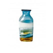 "Miletus 14.8"" Decorative Glass Vase"