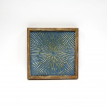 Supernova Wall Art (Blue)