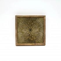 Supernova Wall Art (Brown)