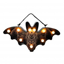 Lighted Black Bat w/try me function