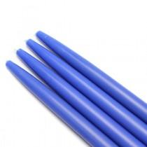 "10"" Blue Taper Candles (1 Dozen)"