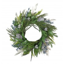 "Dorcas 26"" Christmas Wreath"