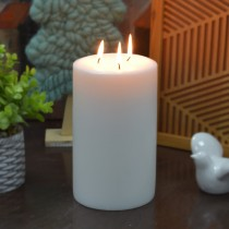 5 x 8 Inch Pillar Candle - Set of 4