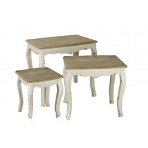 S/3 NESTING TABLE