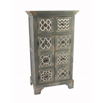 8 -dawer Wood Cabinet