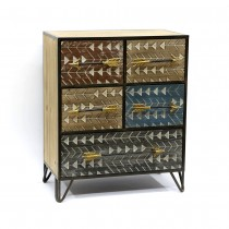 Arrowhead Storage Cabinet