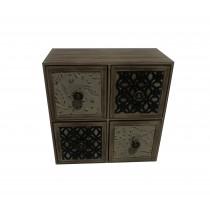 Wood Drawer Box