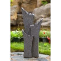 Gray Sandstone Indoor/Outdoor Water Fountain