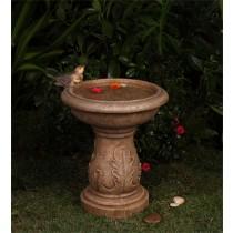 Classical Garden Birdbath