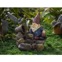 Thinking Gnome Water Fountain