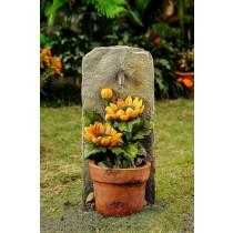 Sunflower Water Fountain