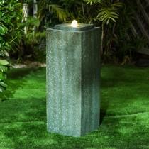 Pillar Fountain With Led Light