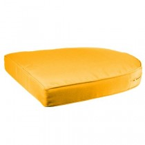 Mustard Single Chair Cushion