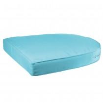 Sky Blue Single Chair Cushion