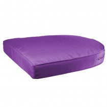 Purple Single Chair Cushion