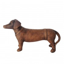 Antique Dachshund Dog